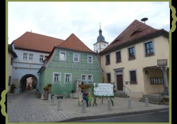 Frühjahrsmarkt Kleinlangheim